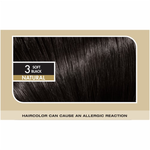 L'Oreal Paris Superior Preference 3 Soft Black Natural Hair Color Perspective: top