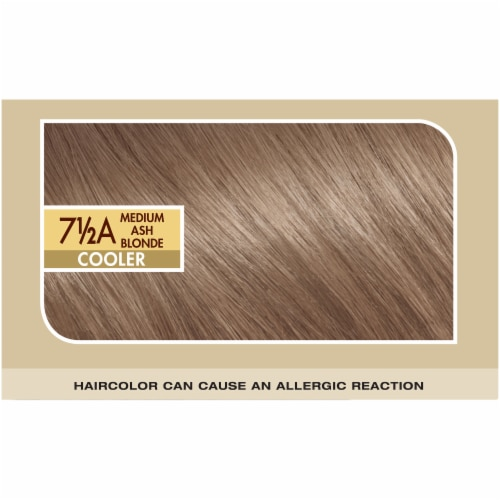 L'Oreal Paris Superior Preference 7.5A Medium Ash Blonde Cooler Hair Color Perspective: top