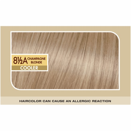 L'Oreal Paris Preference 8.5A Champagne Blonde Hair Color Perspective: top