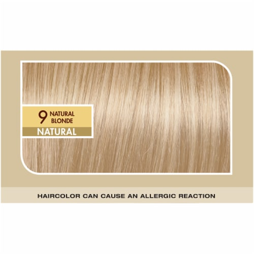L'Oreal Paris Superior Preference Hair Color Kit - Natural Blonde 9 Perspective: top