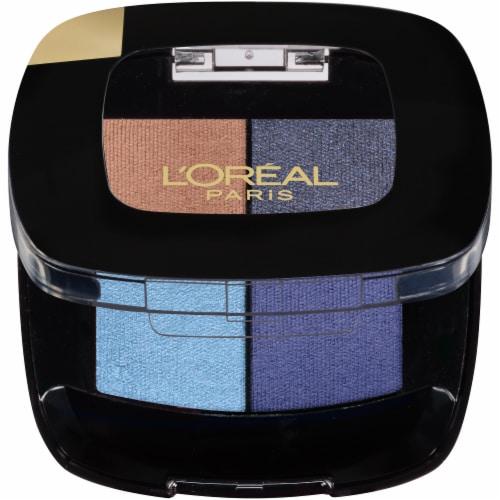 L'Oreal Paris Colour Riche Pocket Eyeshadow Palette - 108 Bleu Nuit Perspective: top