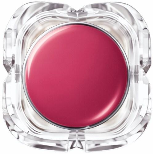 L'Oreal Paris Colour Riche Laminated Fuchsia Shine Lipstick Perspective: top
