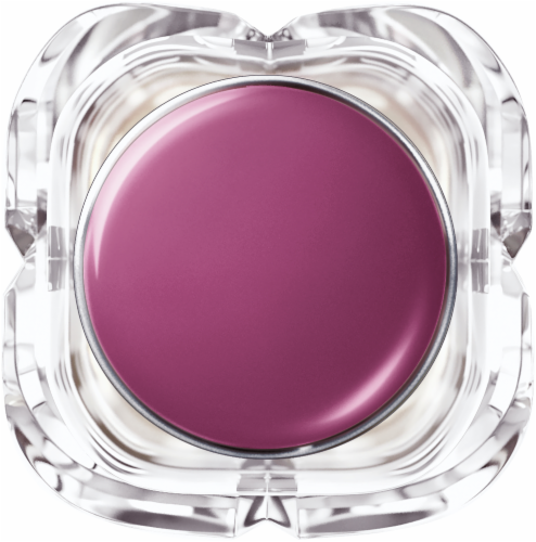 L'Oreal Paris Colour Riche Gleaming Plum Shine Lipstick Perspective: top