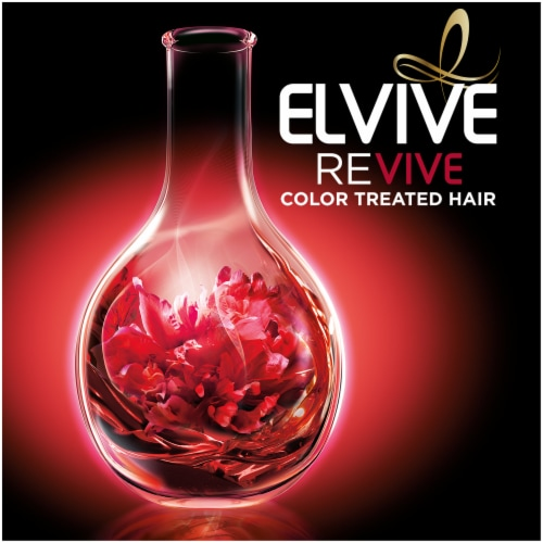 L'Oreal Paris Elvive Color Vibrancy Protecting Shampoo Perspective: top