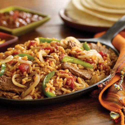 Zatarain's Spanish Rice Perspective: top