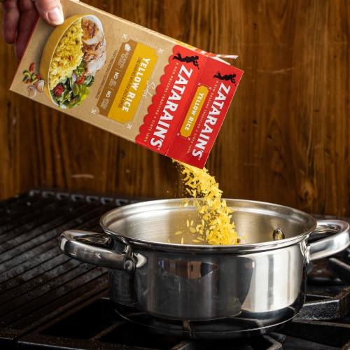 Zatarain's® Yellow Rice Perspective: top