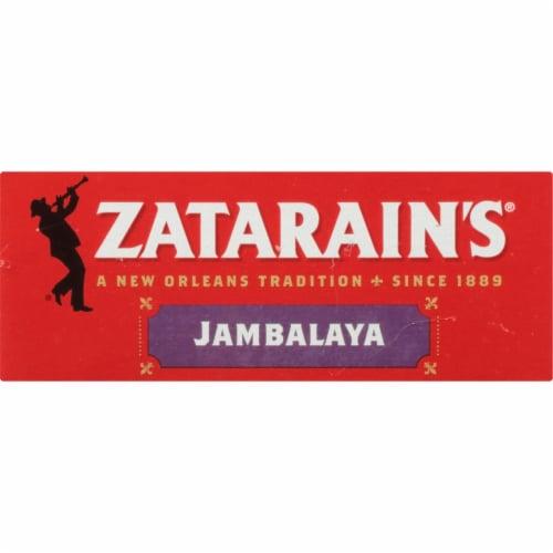 Zatarain's® Jambalaya Mix Perspective: top