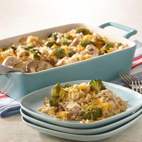 Zatarain's Long Grain & Wild Rice Mix Perspective: top