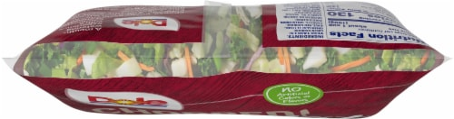Dole® Chopped Avocado Ranch Salad Kit Perspective: top