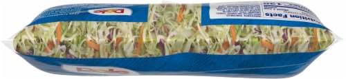 Dole® Creamy Coleslaw Classic Kit Perspective: top
