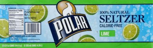Polar Lime Seltzer Perspective: top
