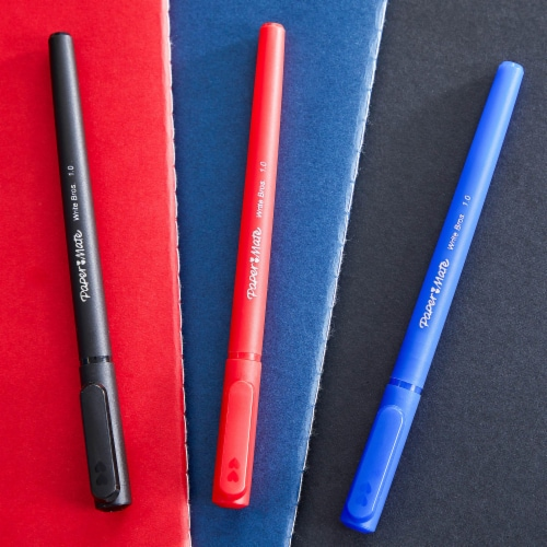 Paper Mate® Write Bros Ballpoint Pens - Assorted Perspective: top