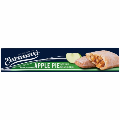 Entenmann's Apple Pie Snack Pie Perspective: top
