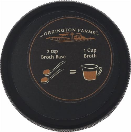 Orrington Farms® Chicken Broth Base & Seasoning Perspective: top