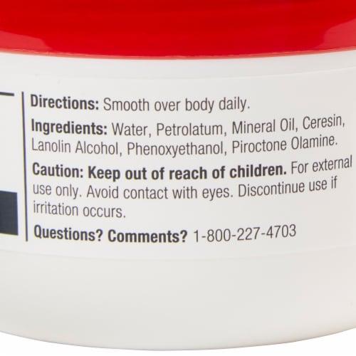 Eucerin Original Moisturizing Creme Moisturizer Cream 4 oz Perspective: top
