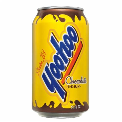 Yoo-hoo Chocolate Drink Perspective: top