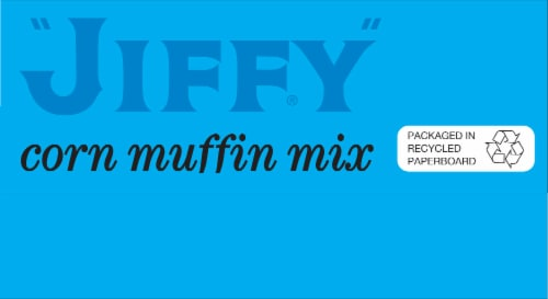 Jiffy Corn Muffin Mix Perspective: top
