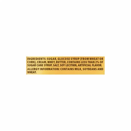 Werther's Original Caramel Hard Candies Perspective: top