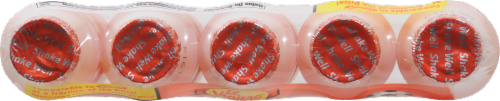El Viajero Bio Salud Strawberry Drinkable Yogurt Perspective: top