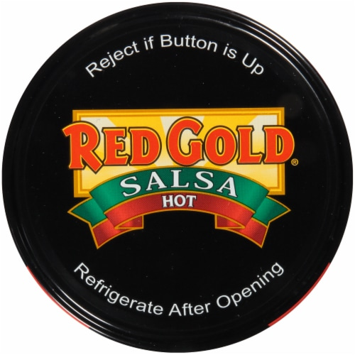 Red Gold® Hot Salsa Perspective: top