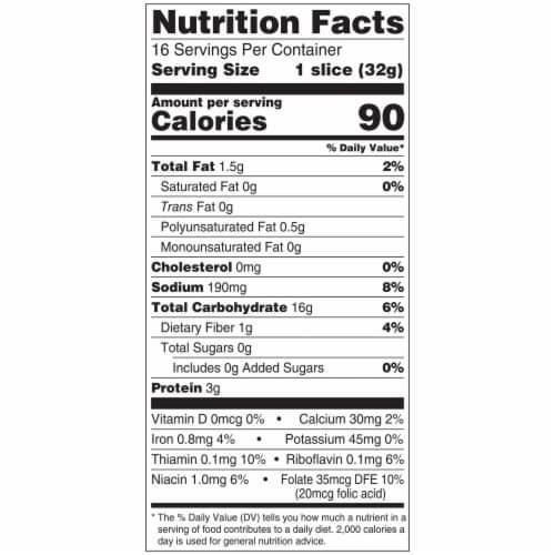 Beefsteak Seeded Hearty Rye Bread Perspective: top
