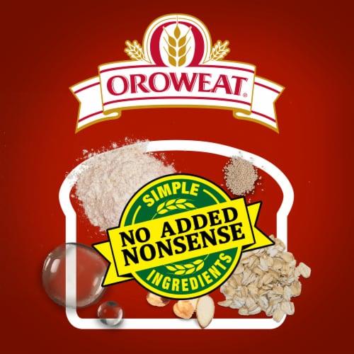 Oroweat® Whole Grains Healthy Multi-Grain Bread Perspective: top