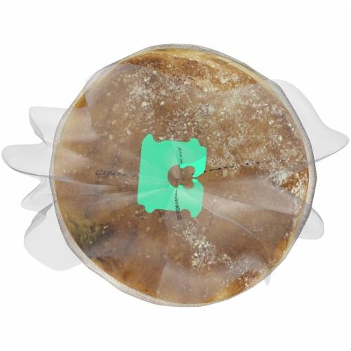Oroweat Cinnamon Raisin Sliced English Muffins Perspective: top