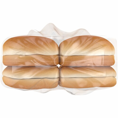 Brownberry® Country White Sandwich Buns Perspective: top