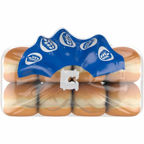 Brownberry® Country White Hot Dog Buns Perspective: top