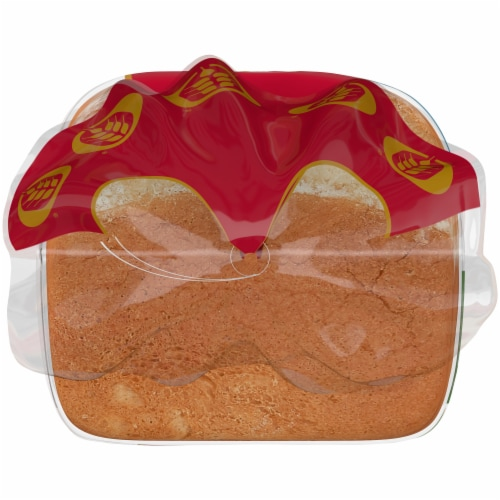 Oroweat® Organic Thin-Sliced Rustic White Bread Perspective: top