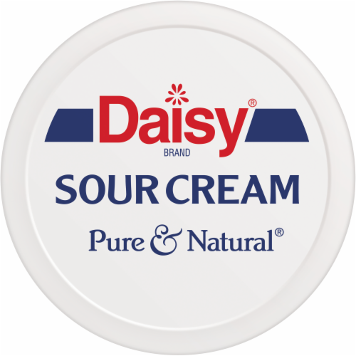 Daisy Sour Cream Perspective: top