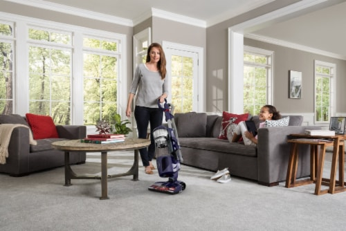Hoover® PowerDrive™ Pet Upright Vacuum - Purple Perspective: top