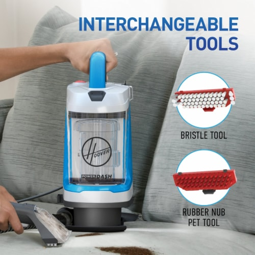 Hoover® Powerdash Corded Portable Carpet Cleaner Perspective: top