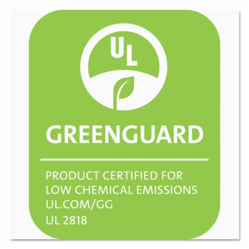 Safco Onyx Black Mesh Desk Organizer with 8 Slanted Sections Perspective: top