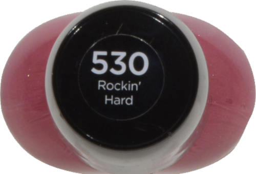 Sally Hansen Hard As Nails Rock'n Hard Nail Polish Perspective: top