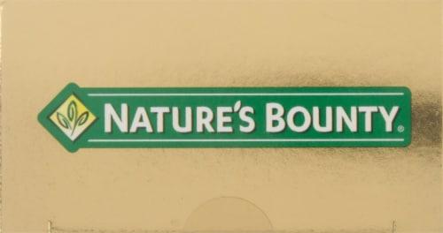 Nature's Bounty® Brain Focus Matcha Lemon Flavored Cool Melts Perspective: top