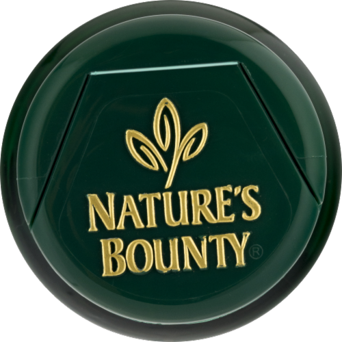Nature's Bounty Lutein Rapid Release Softgels 20mg Perspective: top