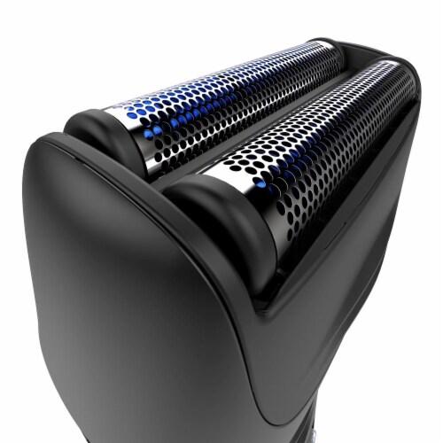 Remington F3 Comfort Series Constant Contour Flexing Foil Shaver Perspective: top