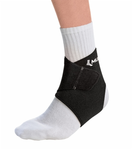 Mueller WrapAround Ankle Support - Black Perspective: top