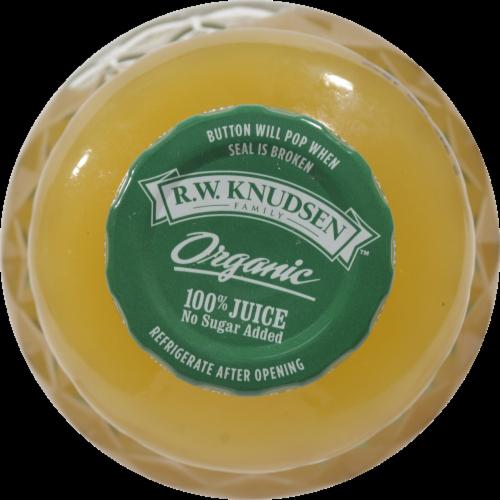 R.W. Knudsen Organic Mango Nectar Juice Perspective: top