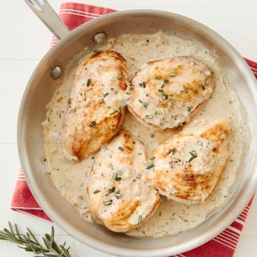 Mountain High Original Style Plain Yoghurt Perspective: top