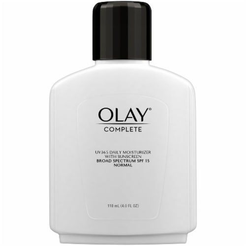 Olay Complete Normal Daily Face Moisturizer SPF 15 Perspective: top