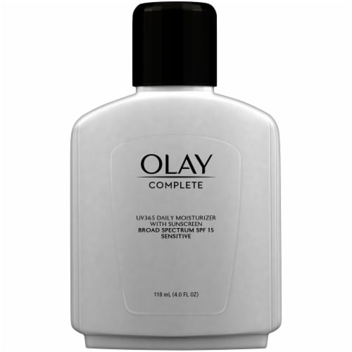 Olay Complete Face Lotion Moisturizer with SPF 15 Sensitive Perspective: top