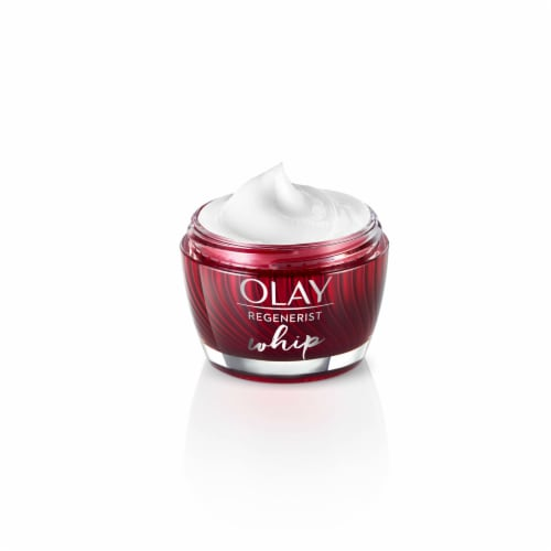 Olay Regenerist Whip Active Face Moisturizer Perspective: top