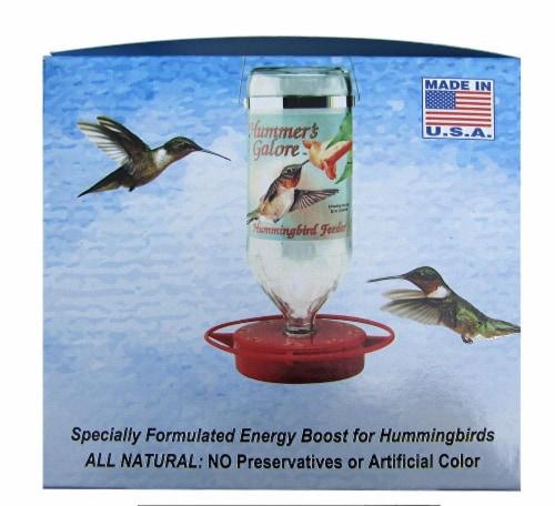 Hummer's Galore Hummingbird Nectar Perspective: top