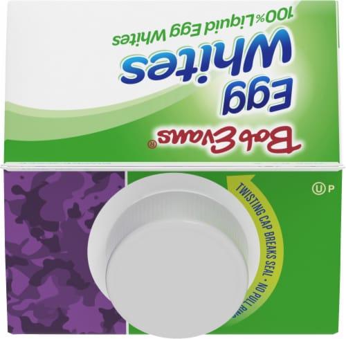 Bob Evans Liquid Egg Whites Perspective: top