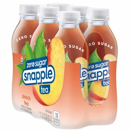 Snapple® Diet Peach Tea Perspective: top