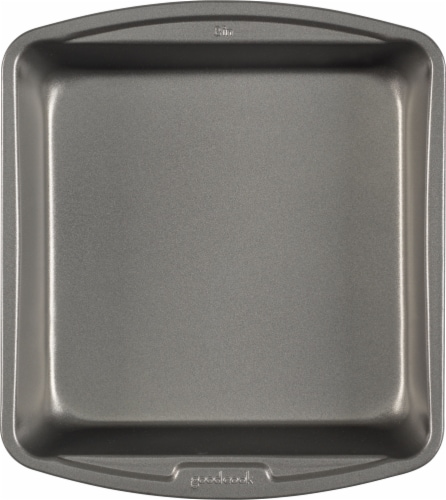 GoodCook® Nonstick Square Cake Pan Perspective: top