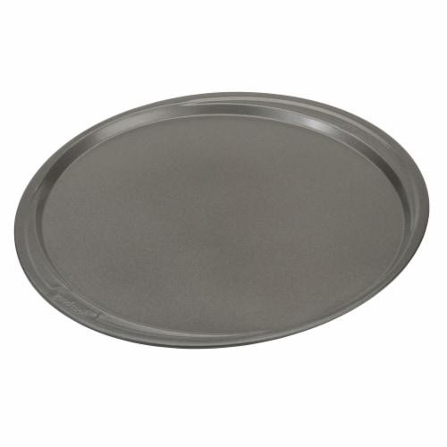 GoodCook® Premium Nonstick Pizza Pan - Gray Perspective: top