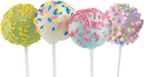 Sweet Creations by GoodCook® Cake Pop Sticks Perspective: top